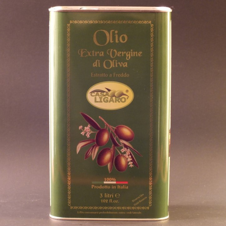 Casa Ligaro Extra Virgin Olive Oil
