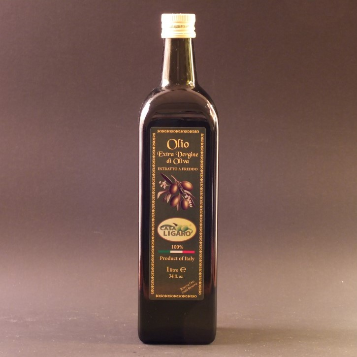 Extra Virgin Olive Oil Casa Ligaro