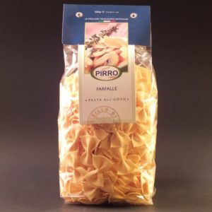 Farfalle all'Uovo Egg Pasta - Pirro