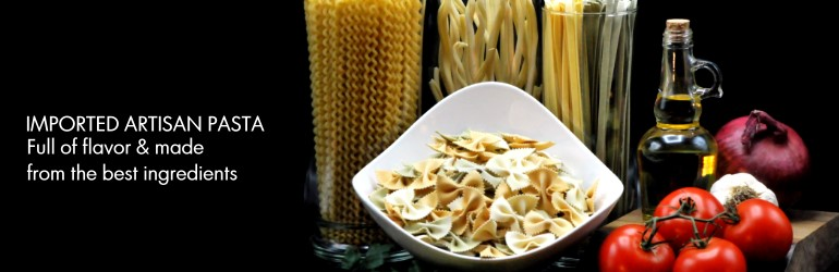 Italian Imported Pasta