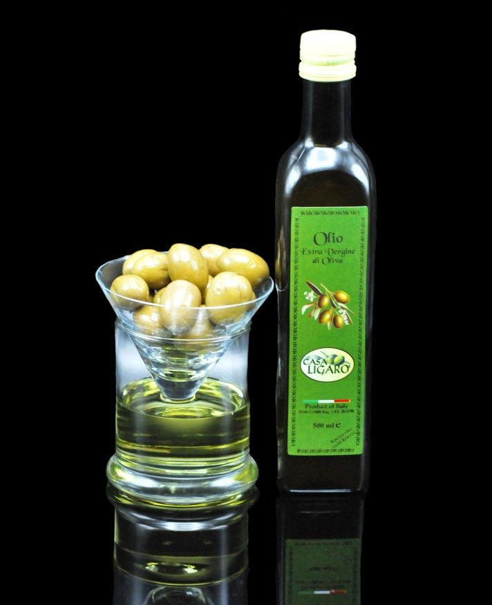 Casa Ligaro Extra Virgin Olive Oil 500ml