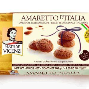 Amaretto Cookies - Vicenzi