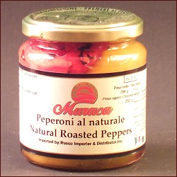 Pepperoni Arrosto al Naturale Roasted Peppers