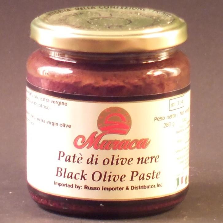 Black Olive Pate - Muraca