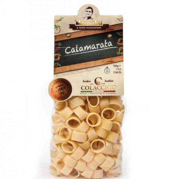 Colacchio Pasta Calamarata - Mamma Isa