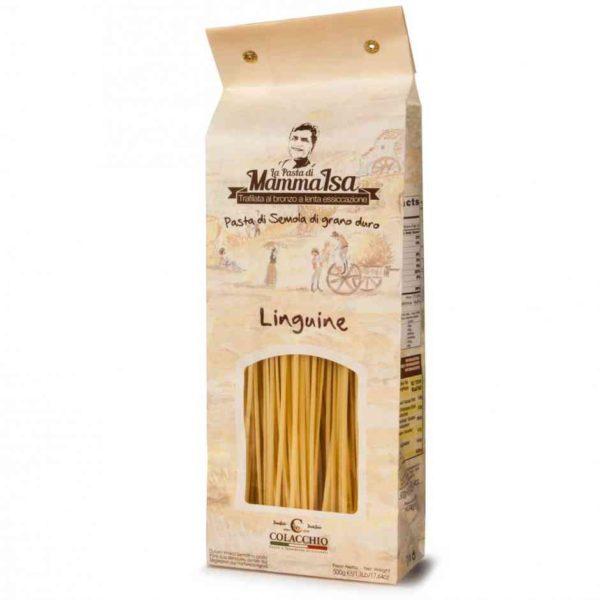 Colacchio Pasta Linguine - Mamma Isa