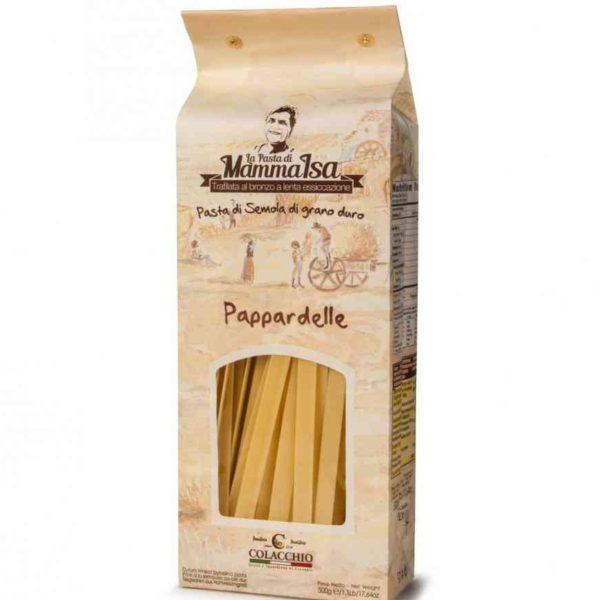 Colacchio Pasta Pappardelle - Mamma Isa