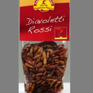 Mini Devil Peppers Piccante - Tutto Calabria