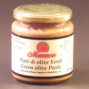 Green Olive Pate - Muraca