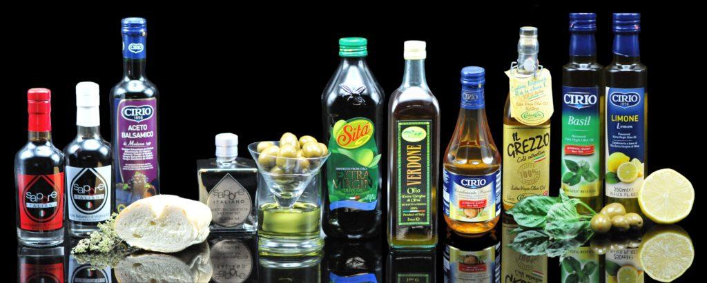 Imported Olive Oils & Vinegars