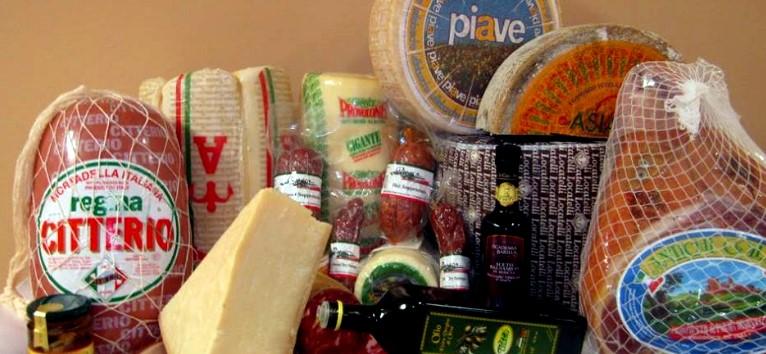 Italian Deli Meats & Italian Cheeses