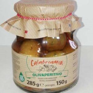 OlivAperitivo in Oil & Brina CalabriaMia
