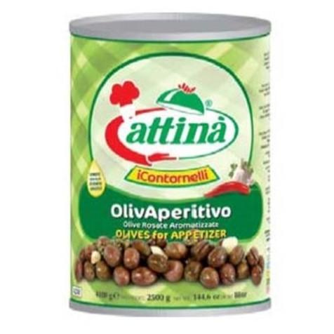 OlivAperitivo in Oil & Brina CalabriaMia - Attina