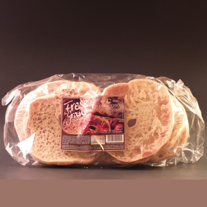 Round Regular Frese Bianche - Colacchio