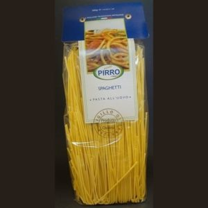 Spaghetti all' Uovo Egg Pasta - Pirro
