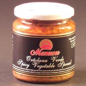 Crema Ortolana, Spicy Veggie Spread - Muraca