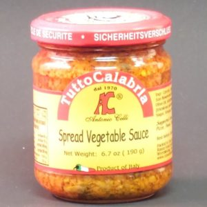 Vegetable Stuzzichella Spread - Tutto Calabria