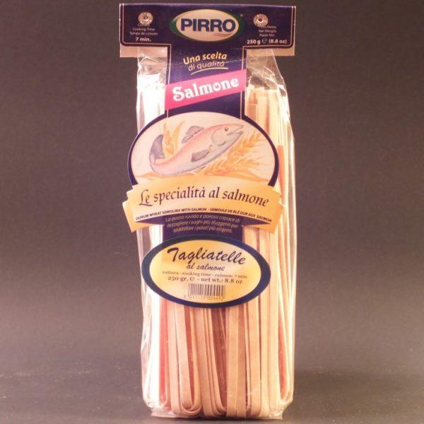Tagliatelle al Salmone - Pirro
