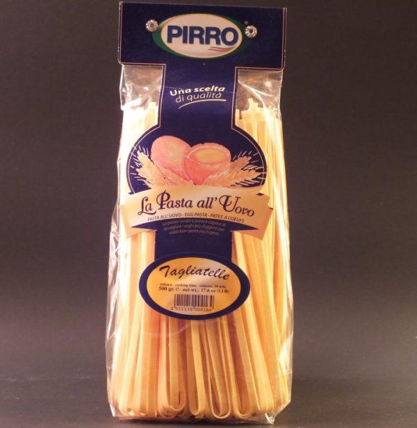 Tagliatelle all' Uovo Egg Pasta - Pirro