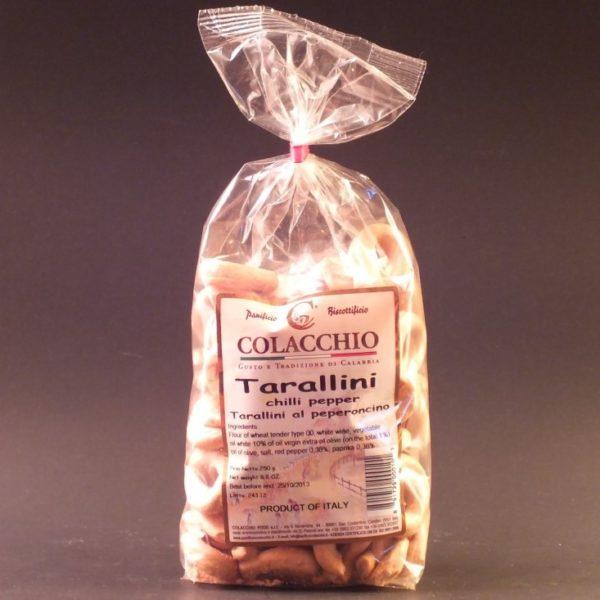 Tarallucci Peperoncino Chili - Colacchio
