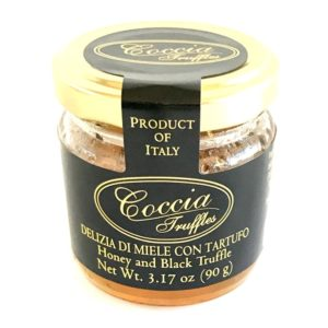 Coccia Black Truffle Honey