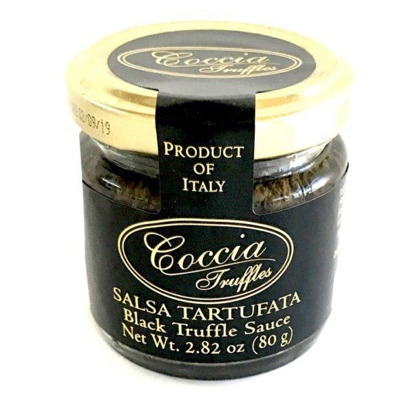 Coccia Black Truffle Sauce