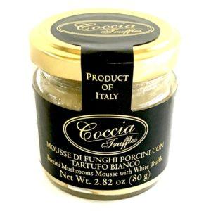 Coccia Porcini & White Truffle Sauce