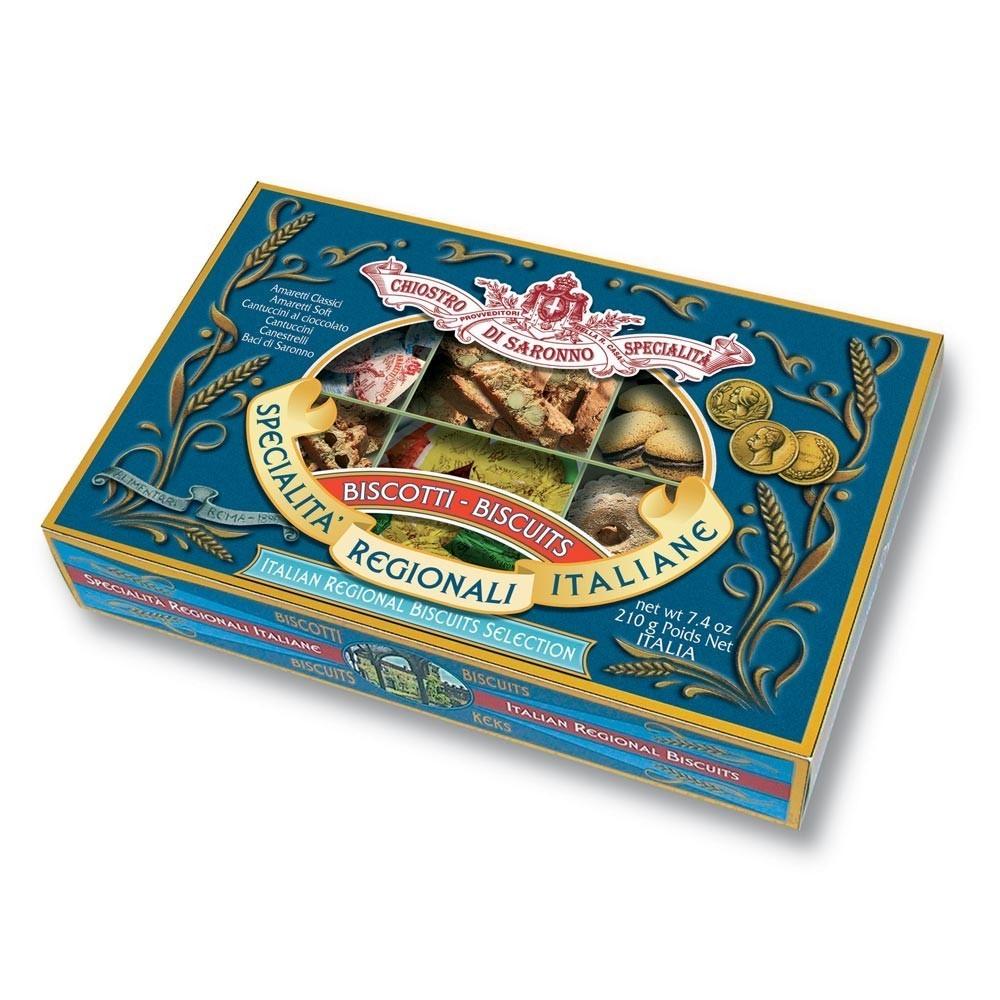 Biscuit Asst Regional Box