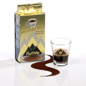 """250gr """"Elite"""" Ground Coffee Brick"""