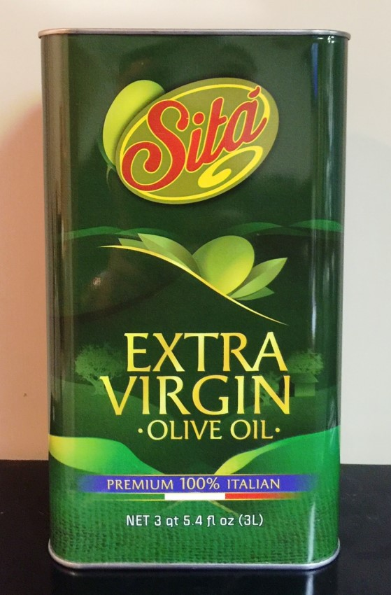Sita Oil Ex-Virgin Premium Tins
