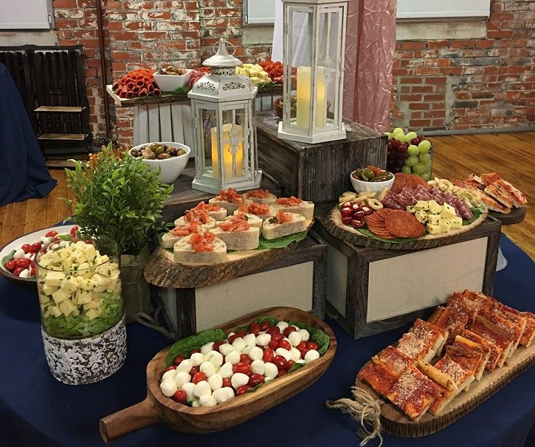 Specialty Caterer