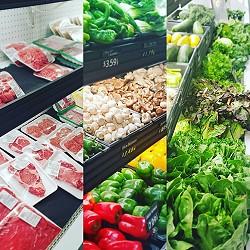Fresh Produce & Meats