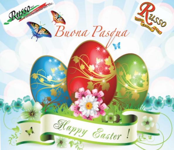 Buona Pasqua - Happy Easter!