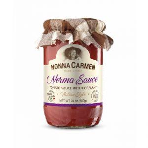 Nonna Carmen Norma (Eggplant Sauce)