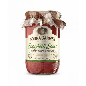 Nonna Carmen Spaghetti Sauce