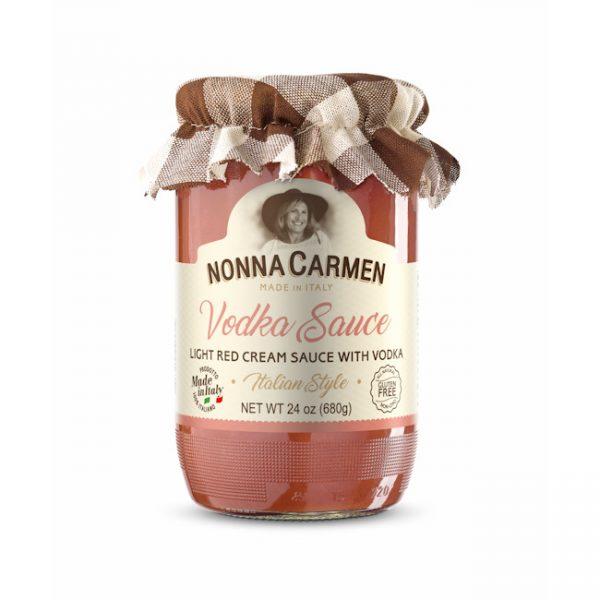 Nonna Carmen Vodka Sauce