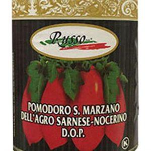 Russo Peeled Tomato San Marzano DOP