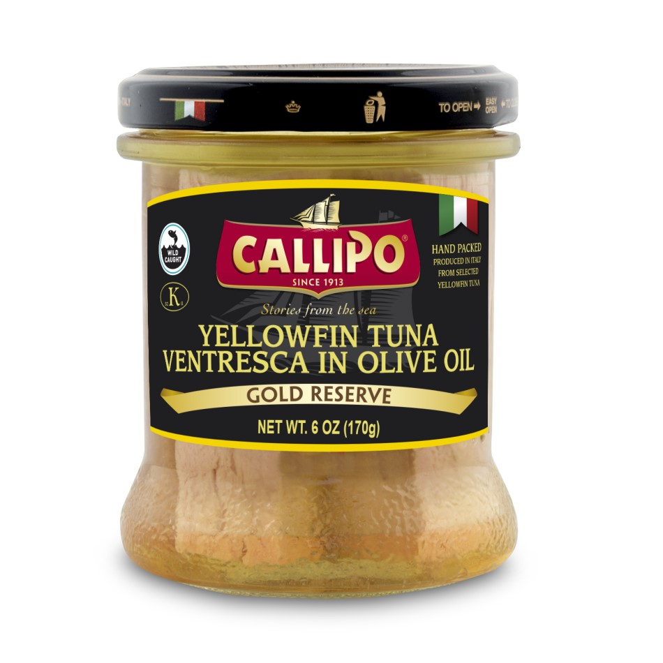 Callipo Tuna Ventresca in Olive Oil