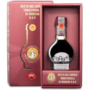 Sapore Italia Balsamic Traditional Affinato Red Box