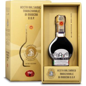 Sapore Italia Balsamic Traditional Extra Aged Gold Box