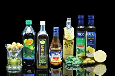 Imported Italian Oils & Vinegars