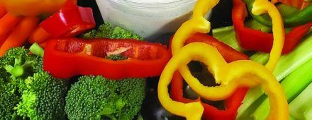 Vegetable Platter - Catering Menu